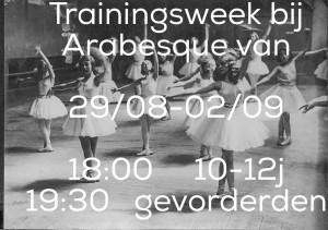 Trainingsweek 2016 copy